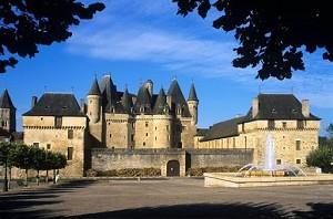 Jumilhac Schloss - Jumilhac-le-Grand Seminar