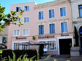 Grand Hotel Pelisson - Front
