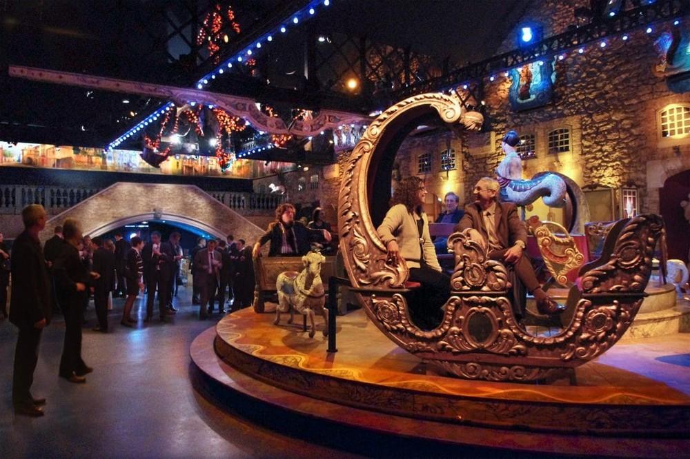 Les pavillons de bercy salle s minaire paris 75 - Salon des arts creatifs paris ...