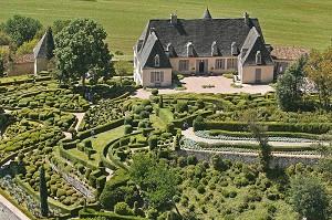 Die Hängenden Gärten von Marqueyssac - Grüner Seminarort in der Dordogne