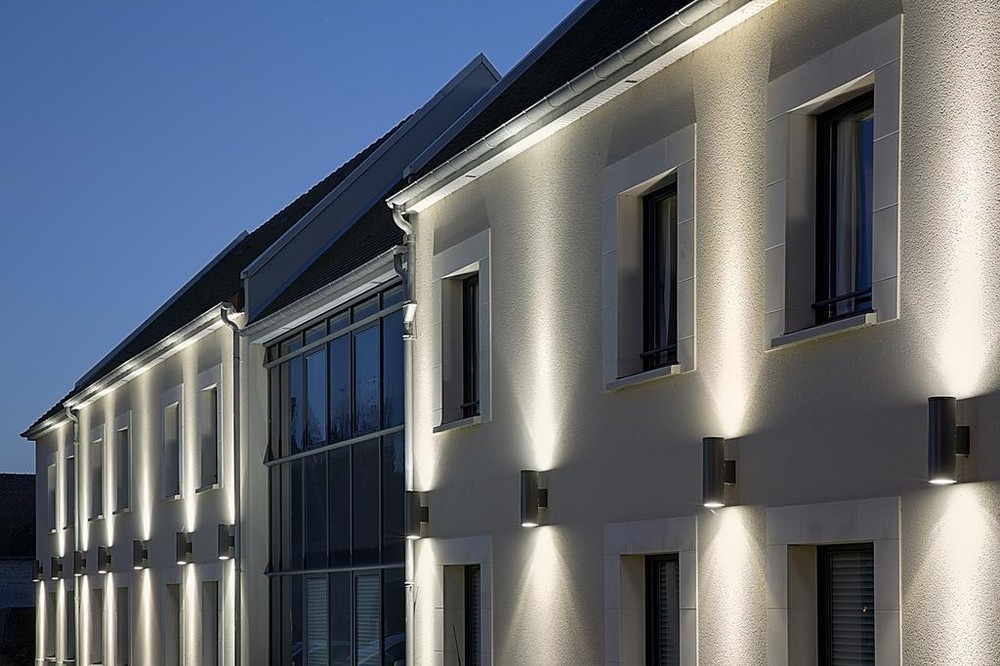 Best Western Hotel der Teich oder Fisch - Fassade
