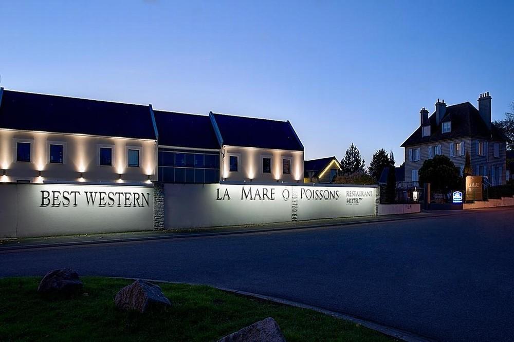 Best Western Hotel La Mare O Fish - Hotelseminar Calvados
