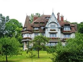 Villa Strassburger - seminário de Deauville