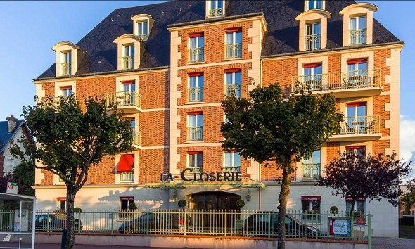 The closerie and the atelier hoche - hotel seminar deauville
