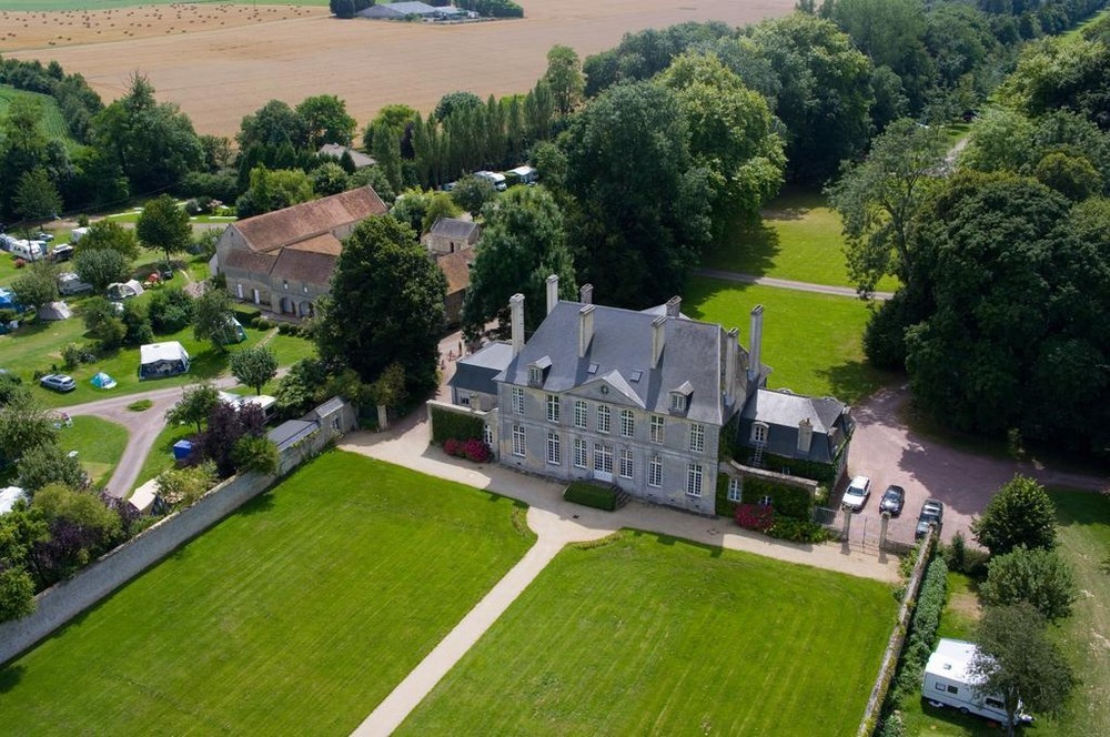 Château de Martragny - Castello per seminari del Calvados