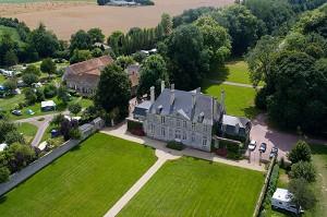 Château de Martragny - castillo seminario de Calvados