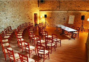 Ferme des Epis - Fully equipped meeting room