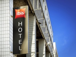 Ibis Lorient Center Gare - Seminar Hotel Lorient