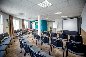 Seminar room: Best Western Plus Vannes Center-ville -