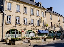 Hostellerie Saint Martin - Fachada