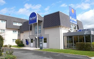 Kyriad Deauville-Saint Arnoult - Seminario hotel Calvados