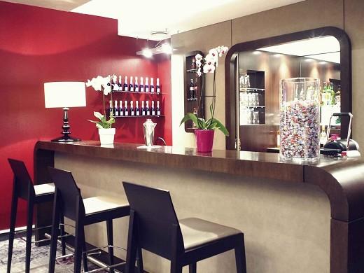 Mercure Angers Centre gare - bar