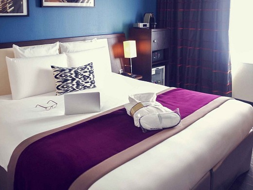 Mercure angers centre gare - camere rinnovate