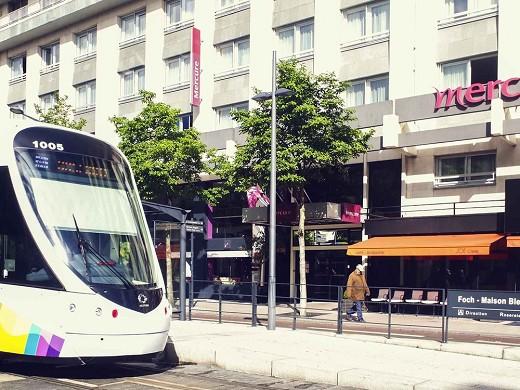 Mercure angers centre gare - hotel con sala riunioni