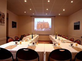 Grand Hôtel de Metz - Meeting room equipped according to your request