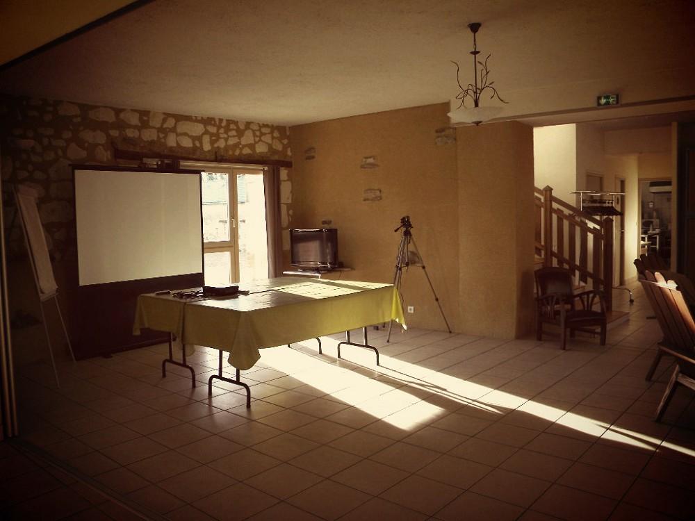 Logis De Poellier Angers Seminar Room 49