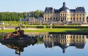 Vaux-le-Vicomte - Front