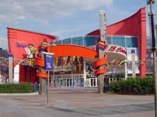 Gaumont Disney Village fuera
