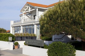 Seminarhotel in der Bretagne