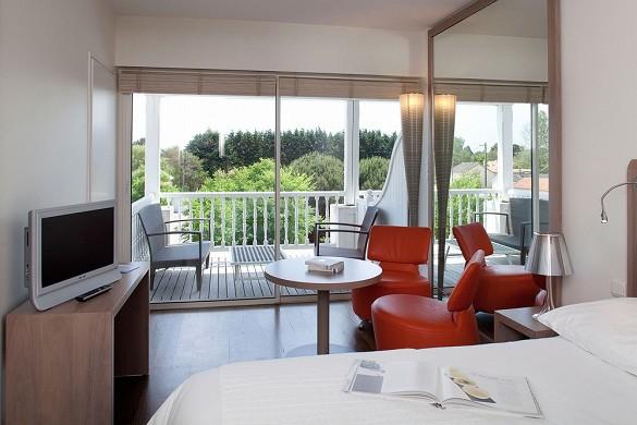 Hotel Anne de Bretagne - Meer