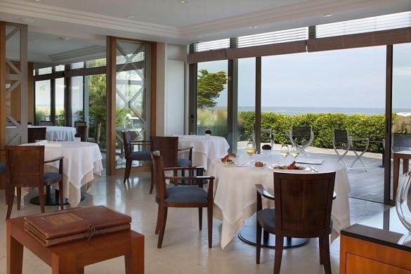Hotel Anne de Bretagne - Restaurante