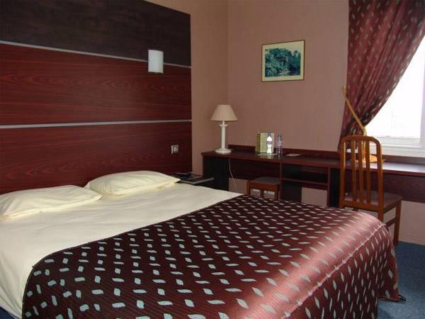Akwaba Hotel - camera singola