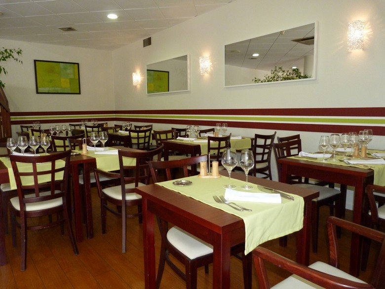 Akwaba Hotel - Restaurant