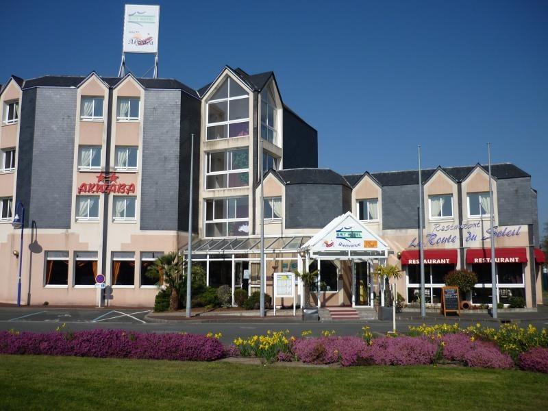 Akwaba Hotel - Ancenis sala riunioni