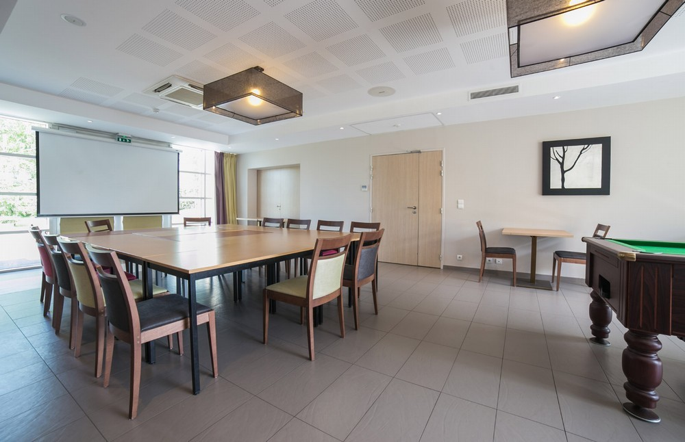 Hotel of the leased - seminar room