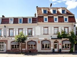 Hotel Beausejour - Hotel 3 estrelas Colmar seminário
