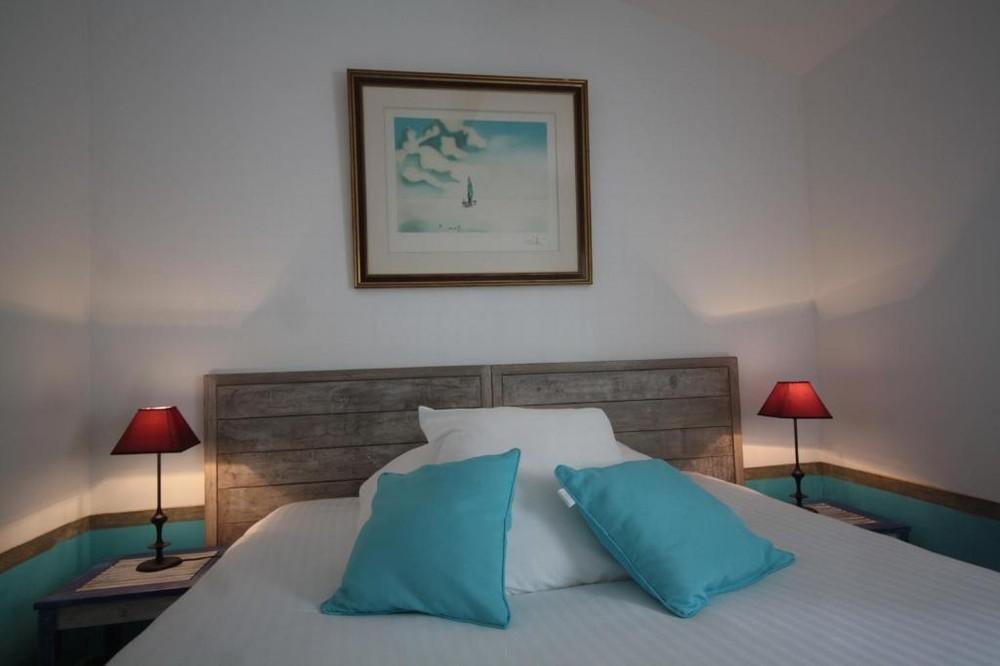 Area di acqua bianca - camera da letto