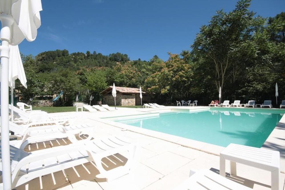 Campo di Whitewater - piscina