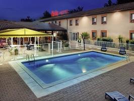 Ibis Montauban - Swimming Pool