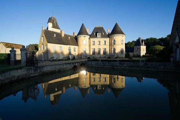 Château de vaulogé - the castle