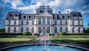 Château d'Artigny - Facciata