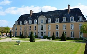 Château de la Freslonnière - Fassade