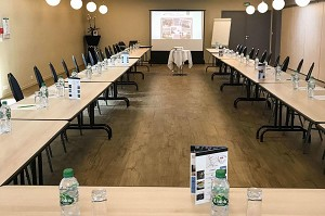 Seminar room: Quality Hotel Le Circuit -
