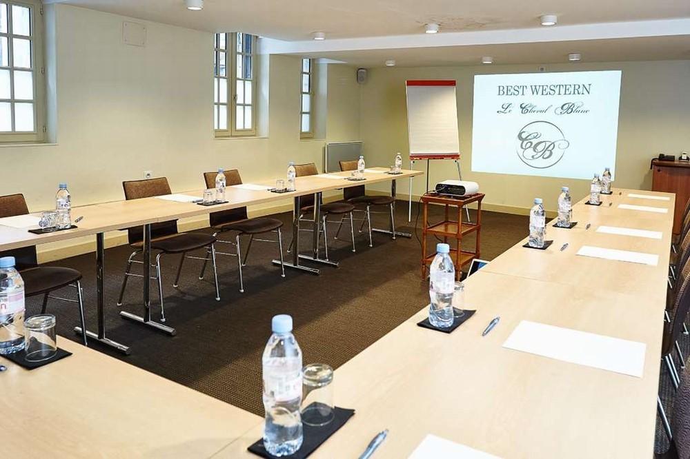 Best Western Hotel der White Horse - Seminarraum