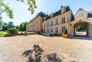 Château de la Groirie - castillo seminario Sarthe
