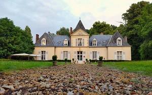 Domaine de Chatenay - Área de seminario