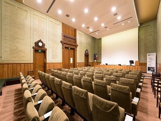 Bellechasse auditorium area_7168