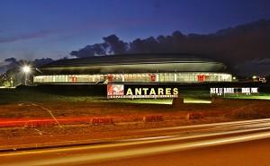 Antares Le Mans - sede del congreso en Le Mans