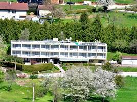 El relé Valle - Hotel Vista