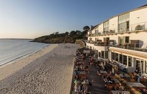 Hotel Les Sables Blancs - Vista mare