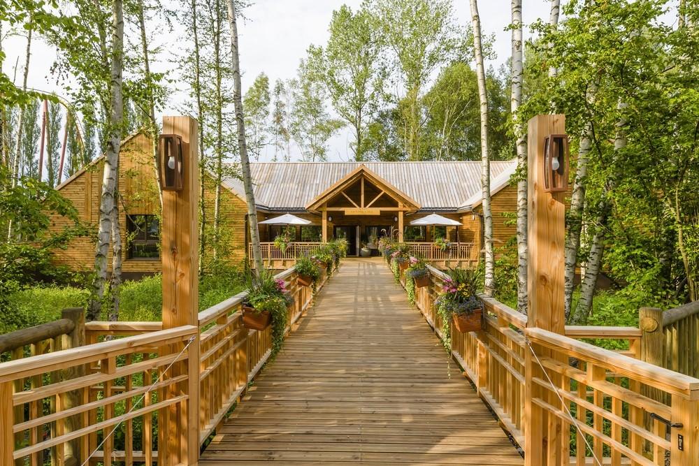 Parc asterix convenciones y seminarios - centro de seminarios