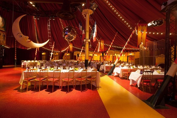 Parc asterix conventions and seminars - restaurant le cirque