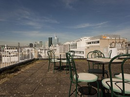 Regus Neuilly Fontaine - Terrazza