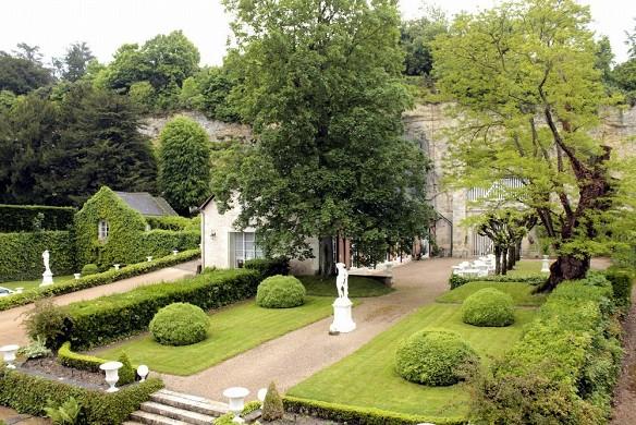 El choiseul - jardín