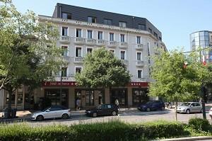 Hotel de France Valence - Fassade