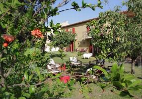 Hotel la Bastide de Grignan - Außenansicht